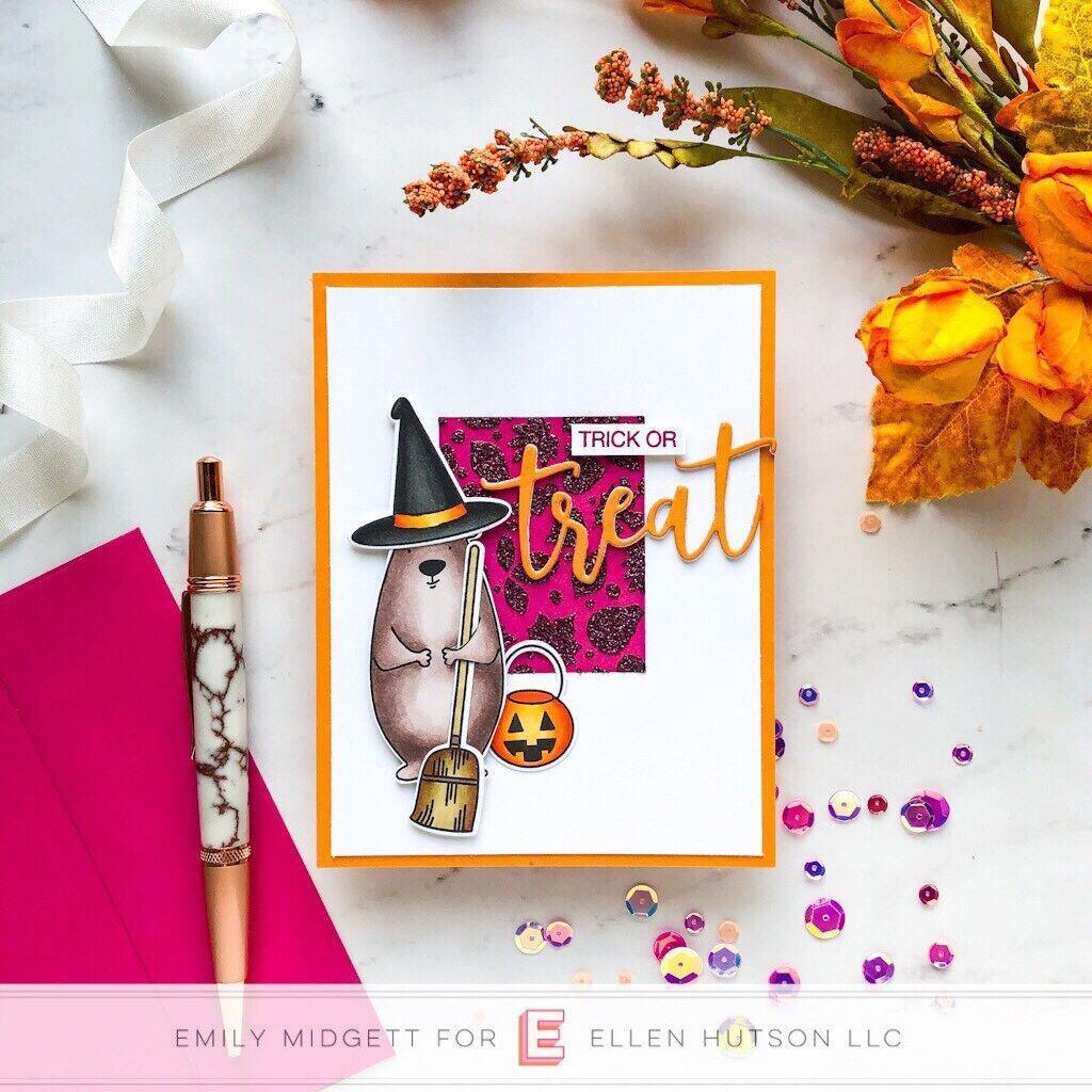 Booyah, Essentials By Ellen Clear Stamps -