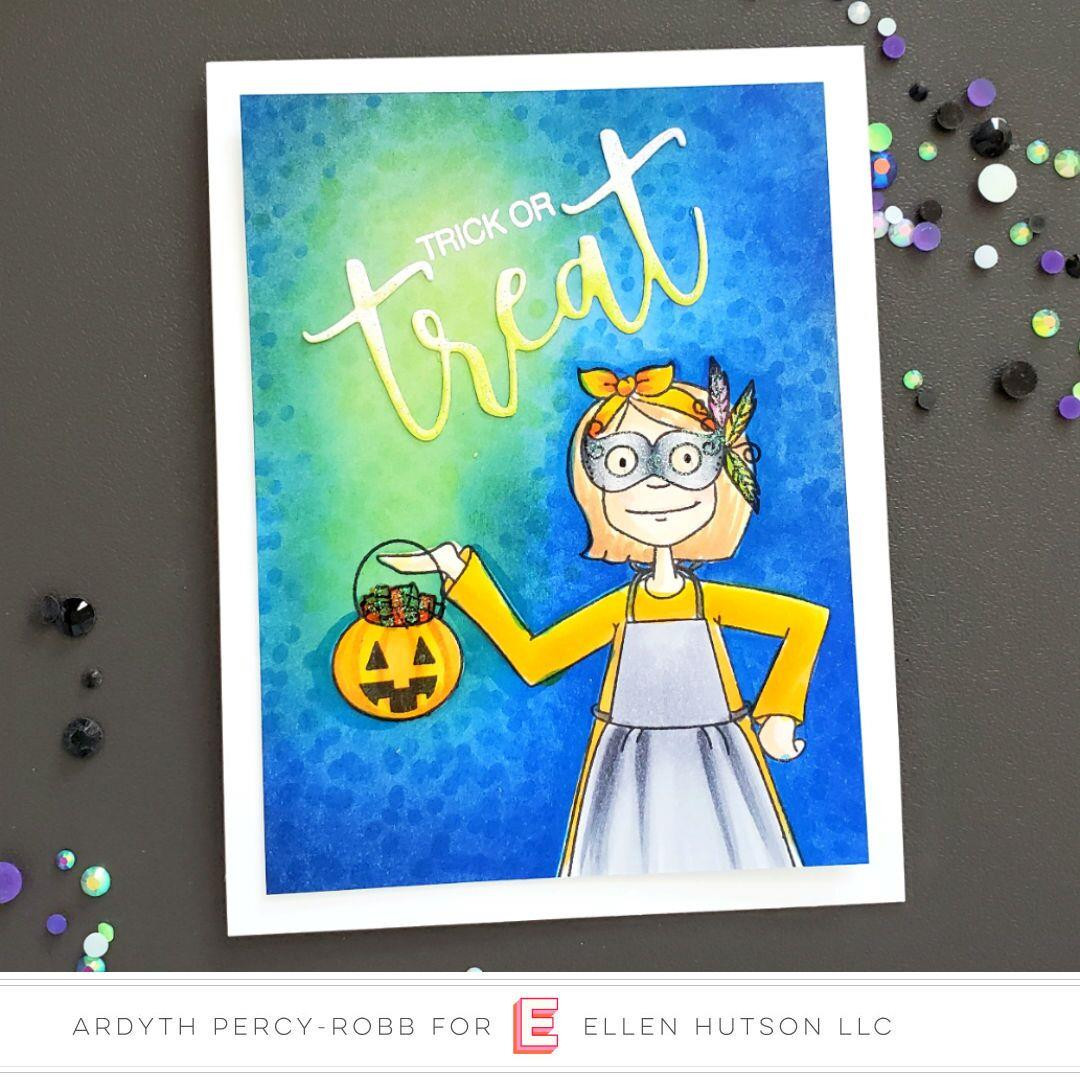 Booyah, Essentials By Ellen Clear Stamps -
