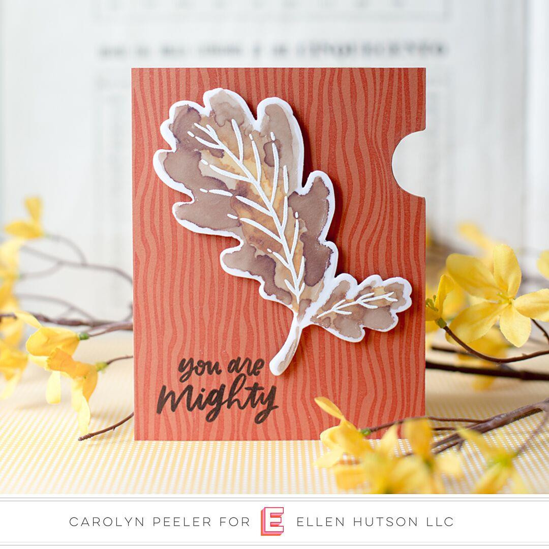 Mondo Oak Leaf By Brandi Kincaid, Essentials By Ellen Designer Dies -
