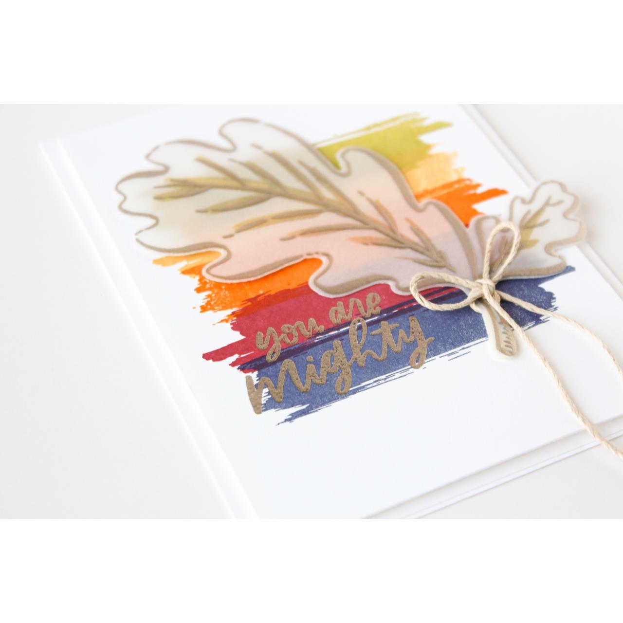 Mondo Oak Leaf By Brandi Kincaid, Essentials By Ellen Designer Dies -