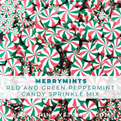 Merry Mints, Trinity Stamps Embellishments -
