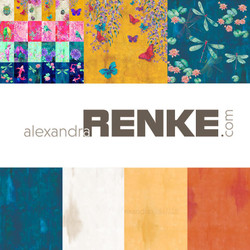 Insects Collection, Alexandra Renke Design Paper (Retiring) -