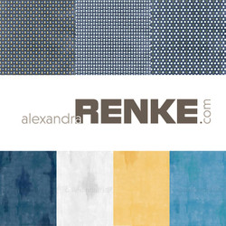 Space Collection, Alexandra Renke Design Paper (Retiring) -