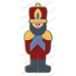 Tin Soldier, Impression Obsession Dies - 845638028398
