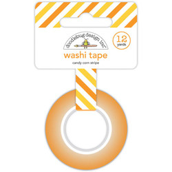Candy Corn Stripe, Doodlebug Washi Tape - 842715064317