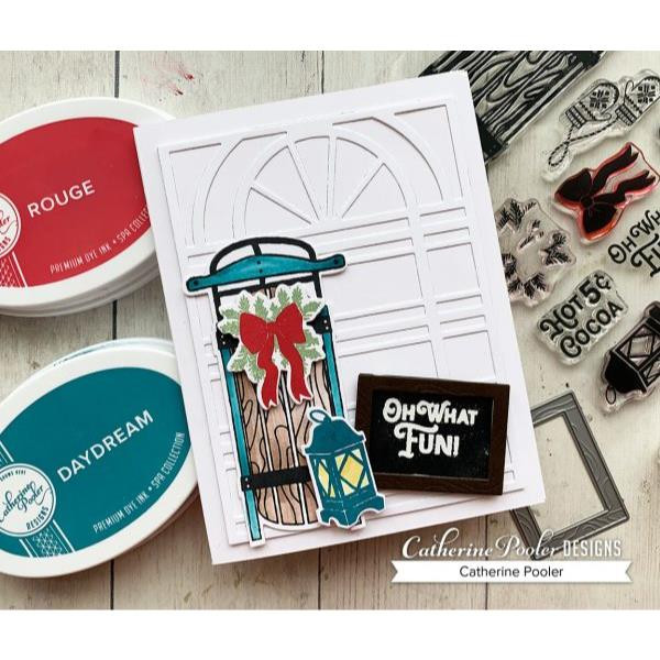 Oh What Fun!, Catherine Pooler Clear Stamps -       819447024711
