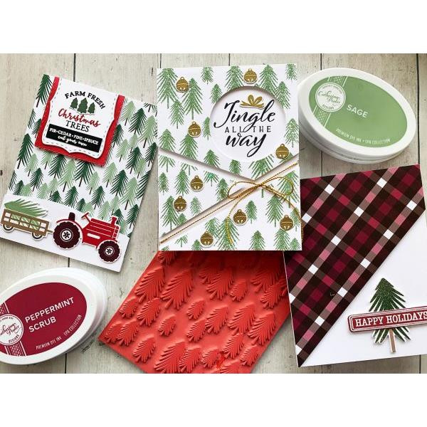 Patterns & Pine, Catherine Pooler Patterned Paper -   819447024872