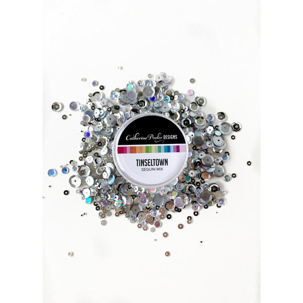 Tinseltown, Catherine Pooler Sequins -     819447025855