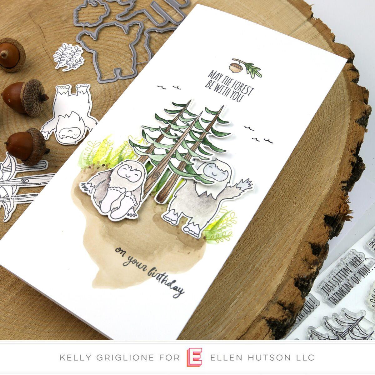 Lil' 'Squatch by Julie Ebersole, Essentials By Ellen Designer Dies -
