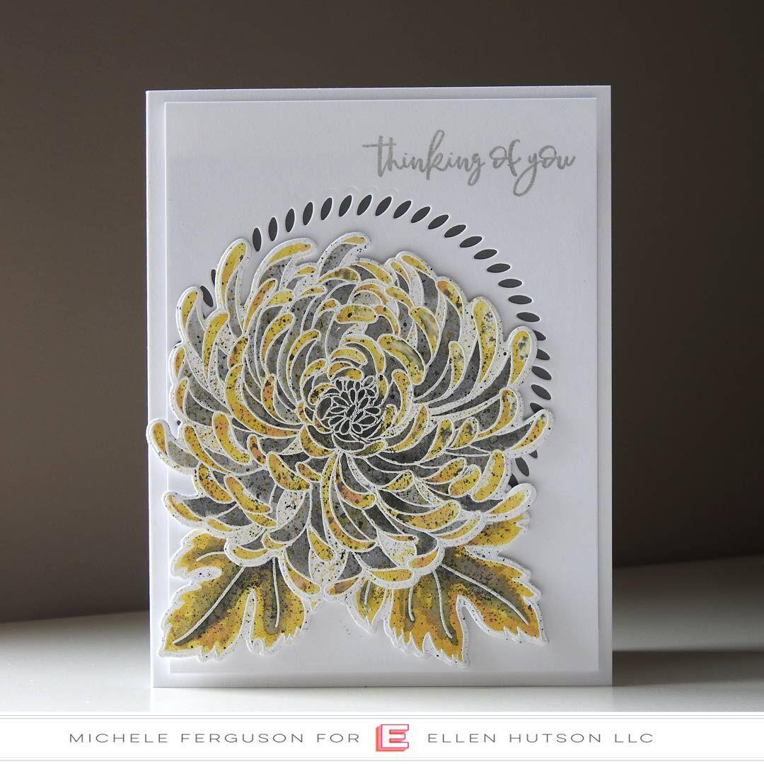 Mondo Chrysanthemum by Julie Ebersole, Essentials By Ellen Designer Dies -