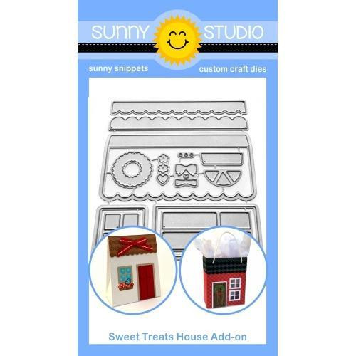 Sweet Treat House Add-On, Sunny Studios Dies - 797648687747