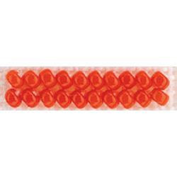 Dark Orange, Mill Hill Glass Seed Beads - 098063020615