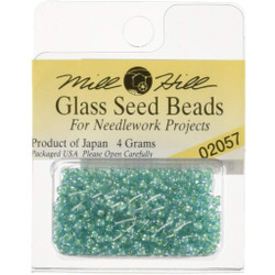 Crystal Sea, Mill Hill Glass Seed Beads - 098063020578
