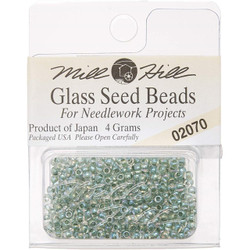 Sea Mist, Mill Hill Glass Seed Beads - 098063020707