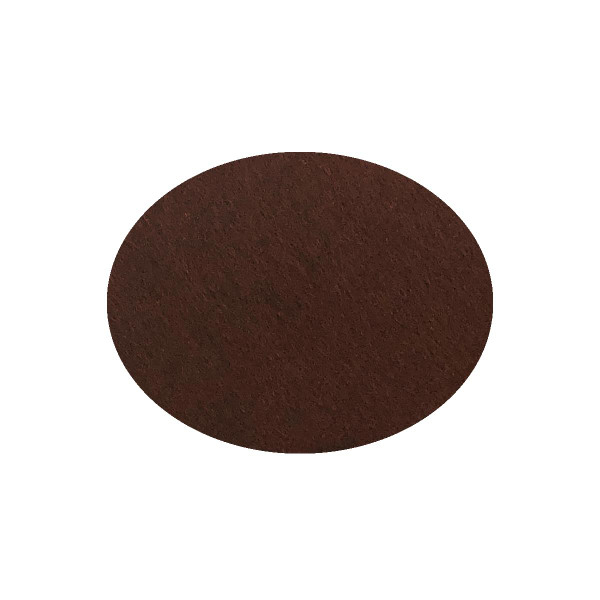 Dark Chocolate, Essentials By Ellen Wool Felt 9 X 12 - 5 Pk -