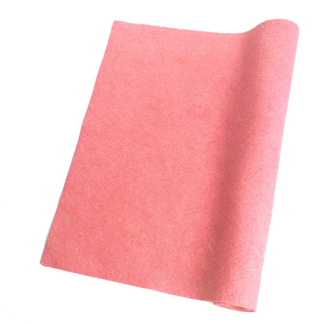 Bubble Gum, Essentials By Ellen Wool Felt 9 X 12 - 5 Pk -