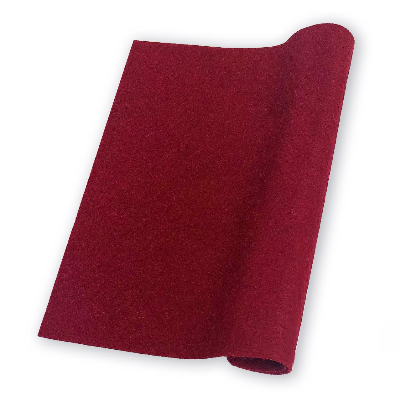 Bordeaux, Essentials By Ellen Wool Felt 9 X 12 - 5 Pk -