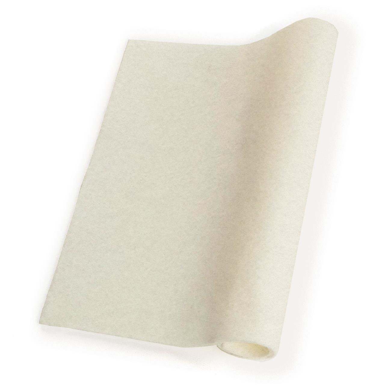 Winter White, Essentials By Ellen Wool Felt 9 X 12 - 5 Pk -