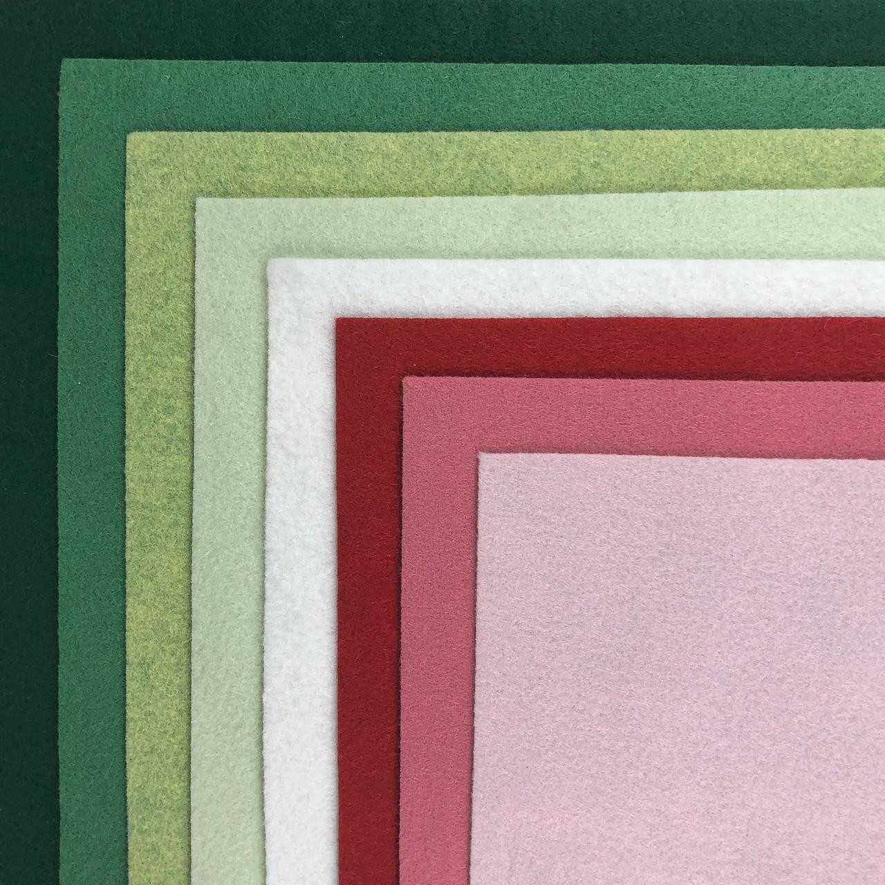 The Ornament Collection, Essentials By Ellen Wool Felt -
