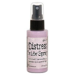 Milled Lavender, Ranger Distress Oxide Spray - 789541067757