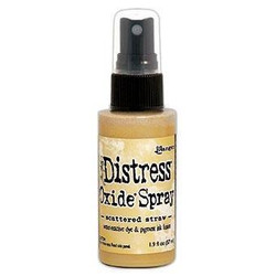 Scattered Straw, Ranger Distress Oxide Spray - 789541067856