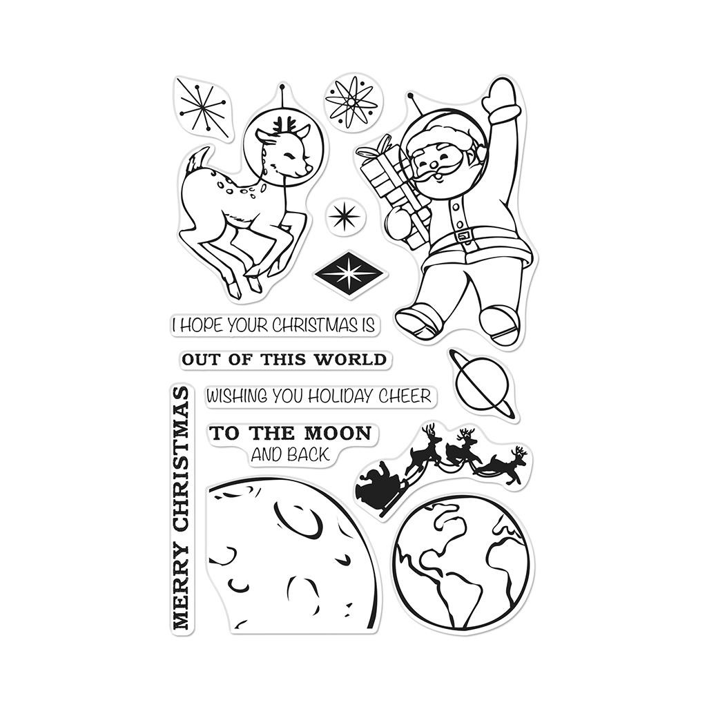 Purr Hero Arts Photopolymer Stamps