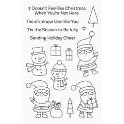 Tis The Season, My Favorite Things Clear Stamps - 849923032534