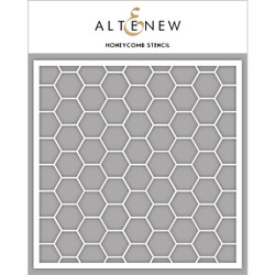 Honeycomb, Altenew Stencils - 737787255865