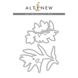 Dot Botanicals, Altenew Dies - 737787255414