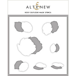 Rosy Outlook, Altenew Mask Stencil - 737787255582