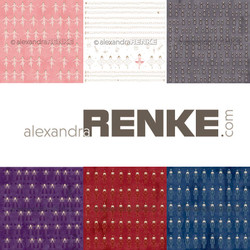 Nutcracker Collection, Alexandra Renke Design Paper (Retiring) -