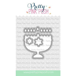 Happy Hanukkah, Pretty Pink Posh Dies -