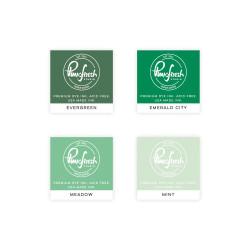 Garden Stroll, Pinkfresh Studio Premium Dye Ink Cubes - 782150202779