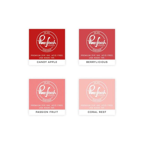 Heartbeat, Pinkfresh Studio Premium Dye Ink Cubes - 782150202830