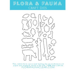 Fall Forest, Flora & Fauna Dies - 703791390267