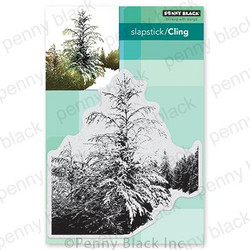 Winter Tide, Penny Black Cling Stamps - 759668407156