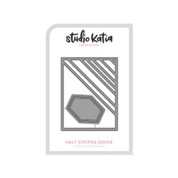 Half Striped Cover, Studio Katia Dies - 0013415373850