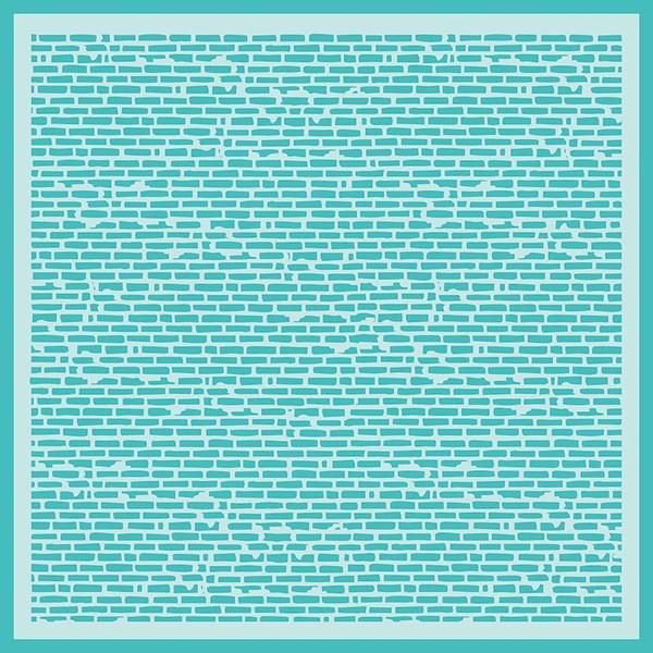 Salvaged Brick Background, Honey Bee Stencils - 652827604789