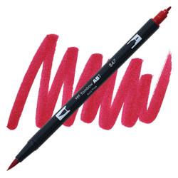 Crimson (847), Tombow Dual Brush Pens - 085014565974