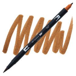 Burnt Sienna (947), Tombow Dual Brush Pens - 085014566124
