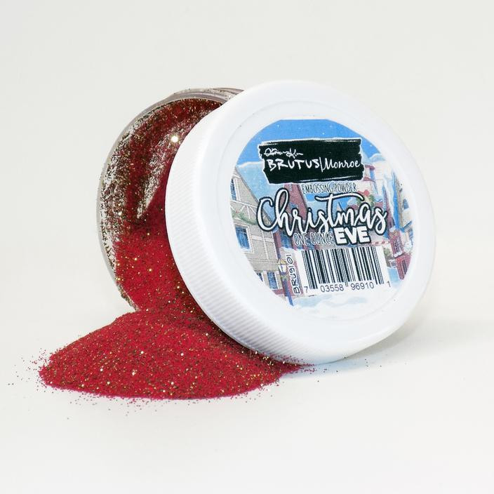Christmas Eve, Brutus Monroe Embossing Powder - 703558969101
