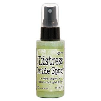 Old Paper, Ranger Distress Oxide Spray - 789514067788