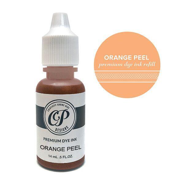 Orange Peel, Catherine Pooler Reinker - 746604164570