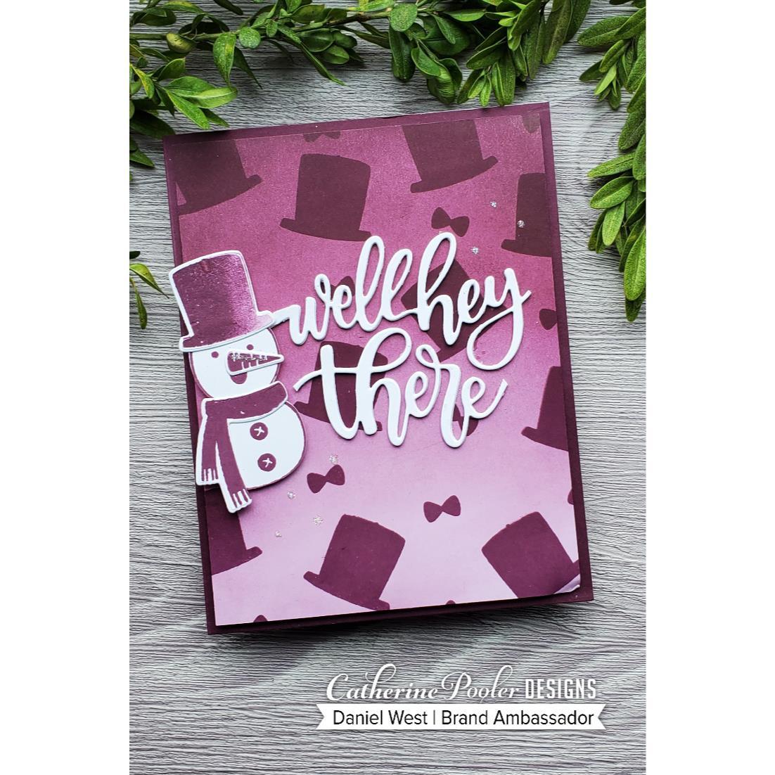 Sangria, Catherine Pooler Ink Pad - 746604163627