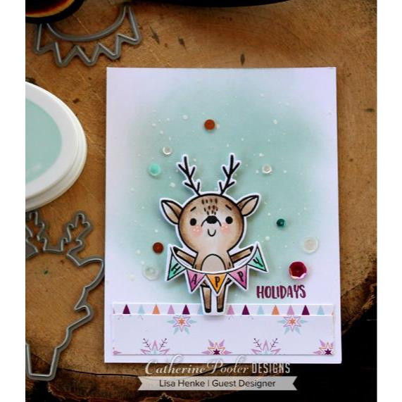 Happy Buddies, Catherine Pooler Clear Stamps - 819447025817