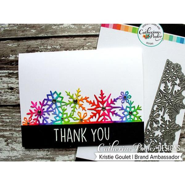Jolly Thanks, Catherine Pooler Clear Stamps - 819447025916