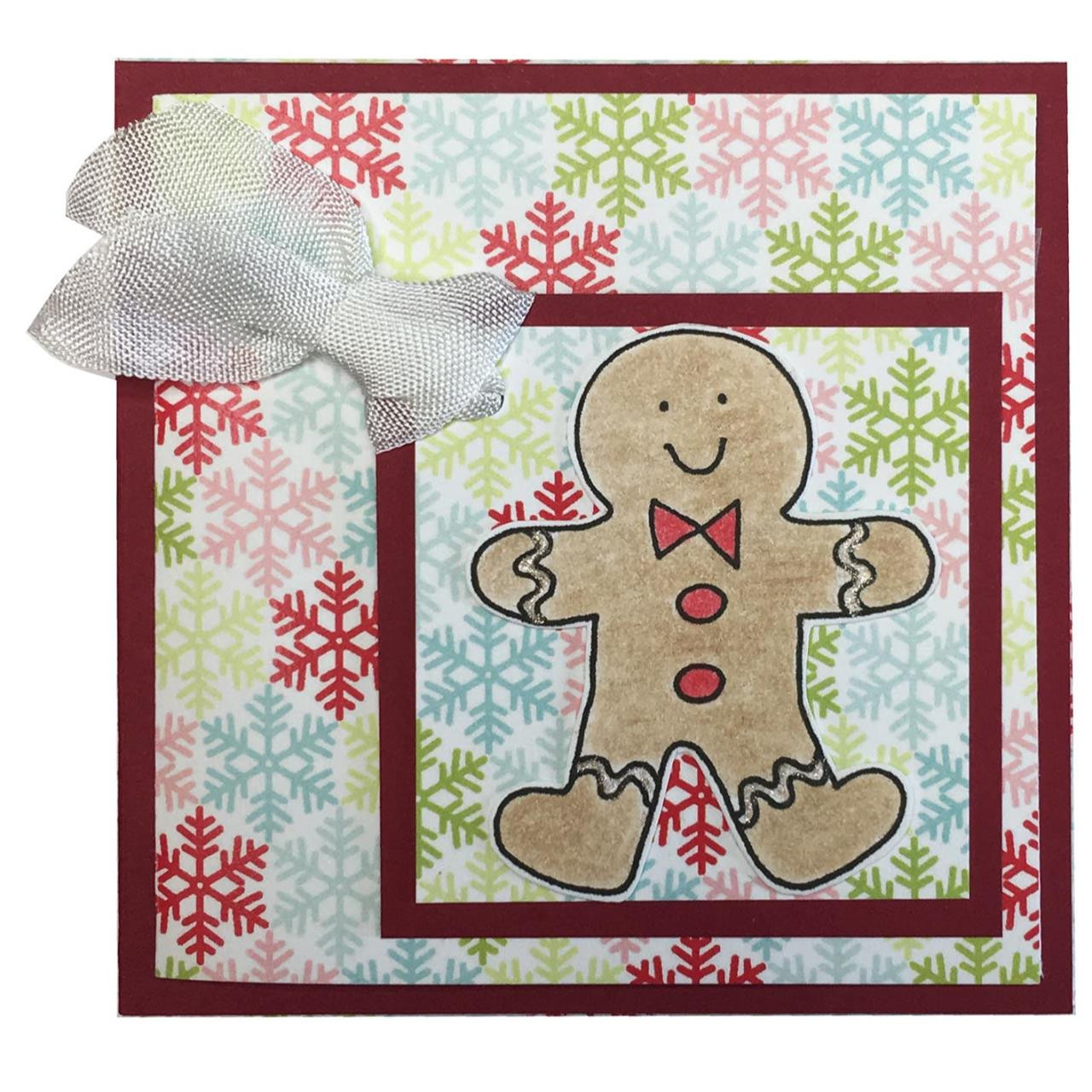 Holiday Dough & S'mores, Inky Antics Clear Stamps -