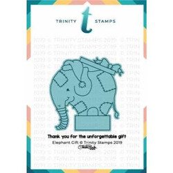 Elephant Gift, Trinity Stamps Dies -