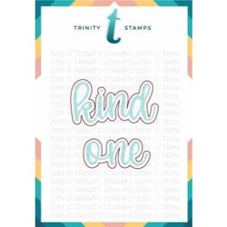Kind One Senti-mini, Trinity Stamps Dies -