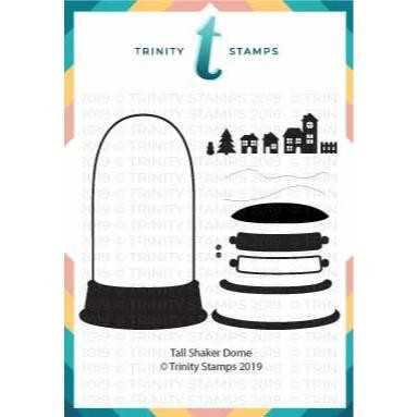 Tall Shaker Dome, Trinity Stamps Dies -